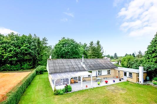Villa på Nygårdsvej i Trustrup - Ejendommen
