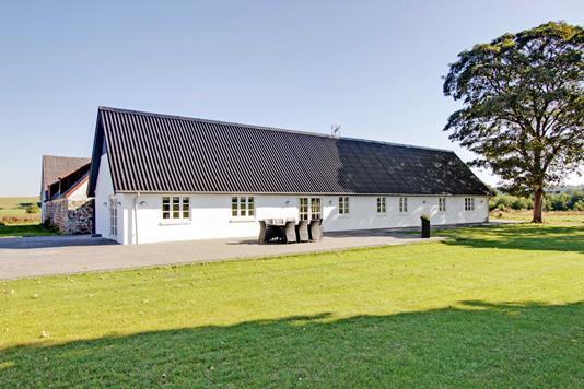 Villa på Nordre Kærvej i Balle - Ejendommen