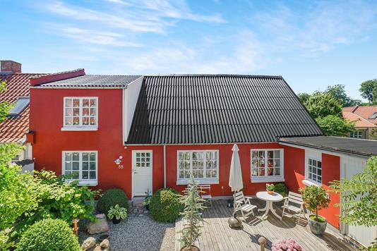 Villa på Lillegade i Grenaa - Ejendom 1