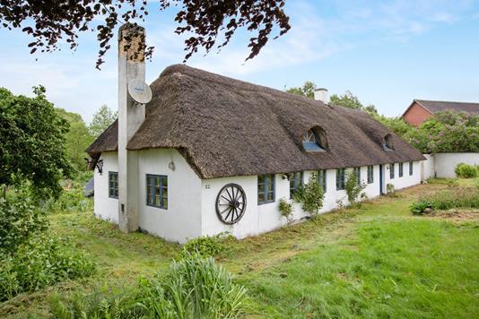 Villa på Stendyssevej i Ørum Djurs - Ejendommen