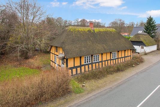 Villa på Stokkebro i Grenaa - Ejendommen