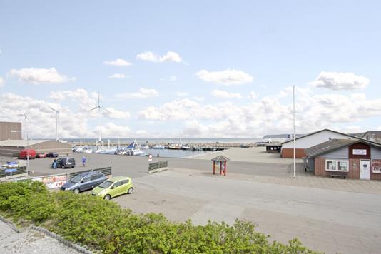 Fritidsbolig på Agterspejlet i Glesborg - Udsigt