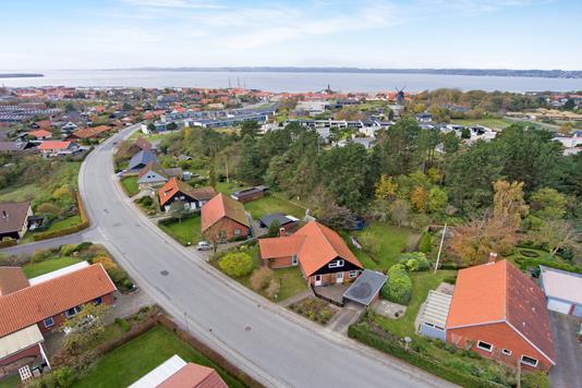 Villa på Skelhøjevej i Ebeltoft - Område