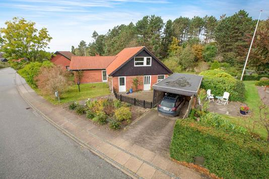 Villa på Skelhøjevej i Ebeltoft - Ejendommen