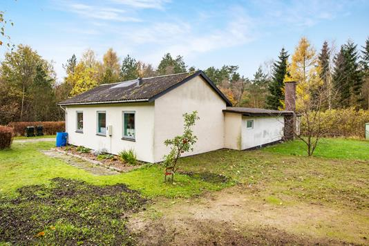 Villa på Ebeltoftvej i Ebeltoft - Ejendommen
