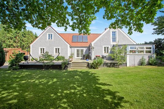 Villa på Kristoffervejen i Ebeltoft - Ejendommen