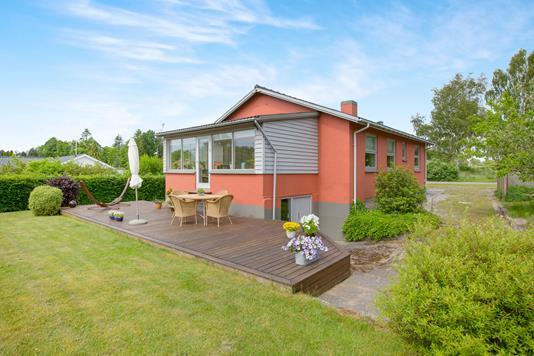 Villa på Skovvænget i Ebeltoft - Ejendommen