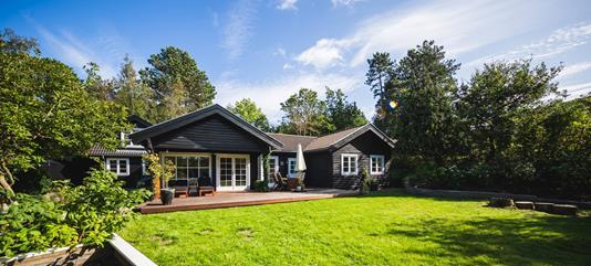 Villa på Gærdesmuttevej i Ebeltoft - Ejendommen