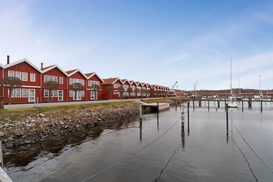 Fritidsbolig på Skudehavnen i Ebeltoft - Standard udendørs