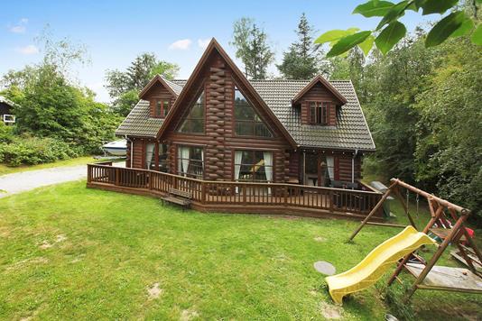 Villa på Solskrænten i Ebeltoft - Ejendommen
