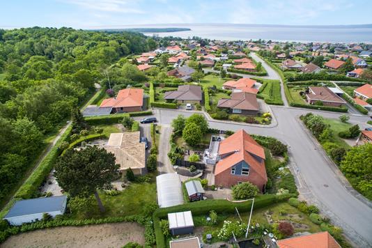 Villa på Plantagen i Ebeltoft - Ejendommen