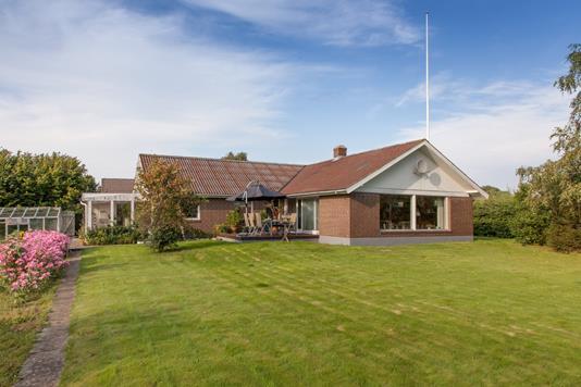 Villa på Gl. Mosevej i Ebeltoft - Ejendommen