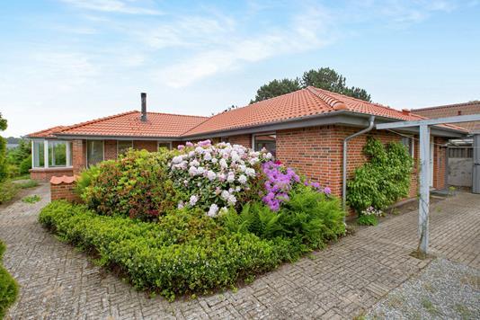 Villa på Boeslumvej i Ebeltoft - Ejendommen