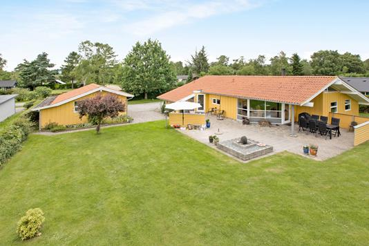 Villa på Grævlingevej i Ebeltoft - Ejendommen