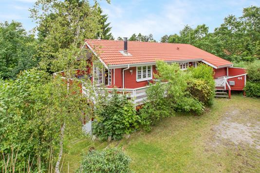 Villa på Fuglekongevej i Ebeltoft - Ejendommen