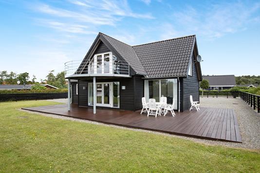 Villa på Mimosavej i Ebeltoft - Ejendommen