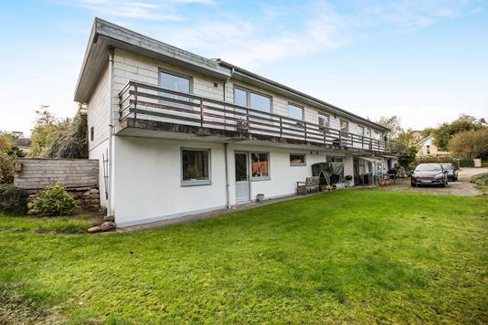Villa på Dråbydalen i Ebeltoft - Ejendommen