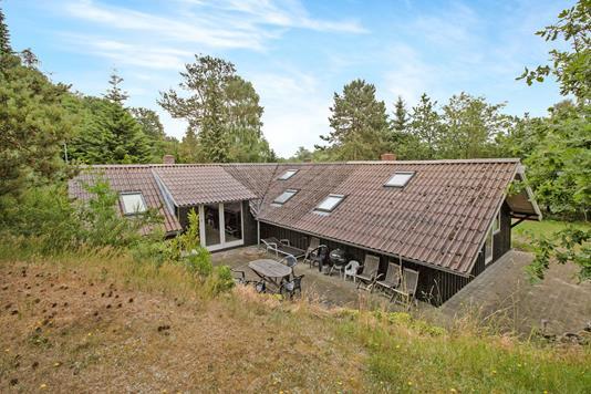 Fritidsbolig på Ndr. Lyngsbækvej i Ebeltoft - Ejendommen