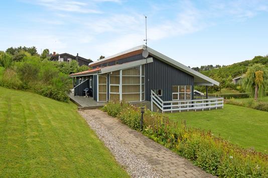 Fritidsbolig på Kløvervej i Ebeltoft - Ejendommen