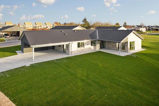 Villa på Gråstenvænget i Skælskør - Modelfoto