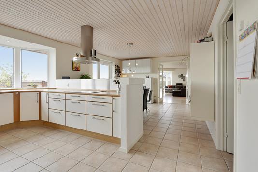 Villa på Guldborgvænget i Skælskør - Køkken