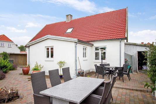 Villa på Boeslunde Byvej i Boeslunde - Ejendommen