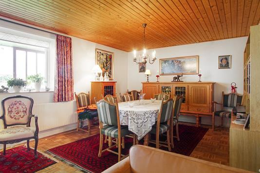 Villa på Langgade i Sandved - Spisestue