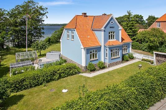 Villa på Bülowsvej i Skælskør - Ejendommen