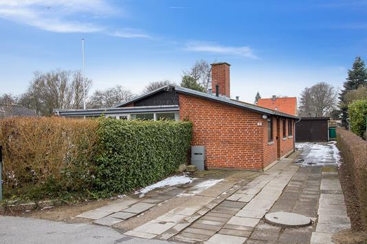 Villa på Æblevej i Skælskør - Ejendommen