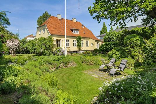 Villa på Sorøvej i Skælskør - Ejendommen