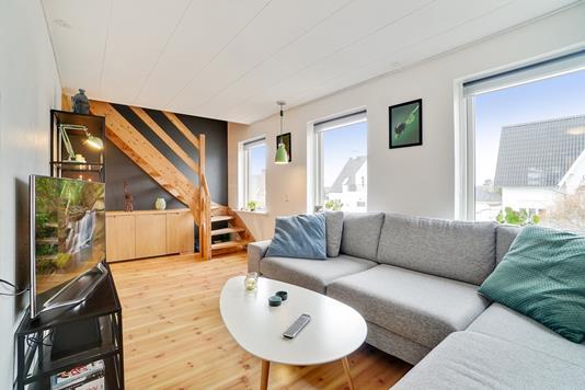 Ejerlejlighed på Sorøvej i Skælskør - Stue