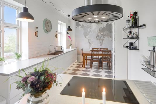 Ejerlejlighed på Algade i Skælskør - Køkken