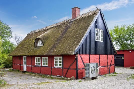 Villa på Ringstedvej i Haslev - Ejendommen