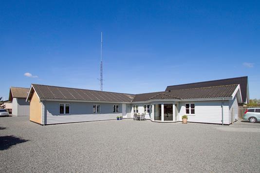 Villa på Islandsgade i Haslev - Ejendommen