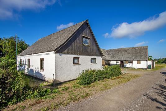 Villa på Grønhøjgårdsvej i Haslev - Ejendommen