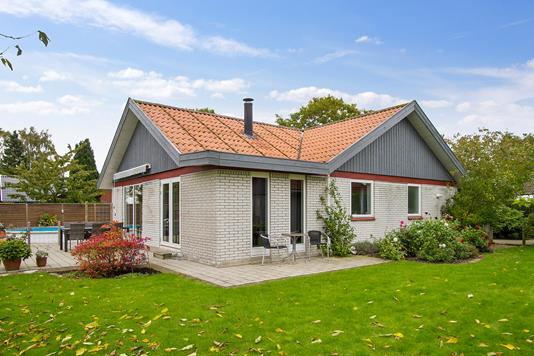 Villa på Havetoften i Haslev - Ejendommen