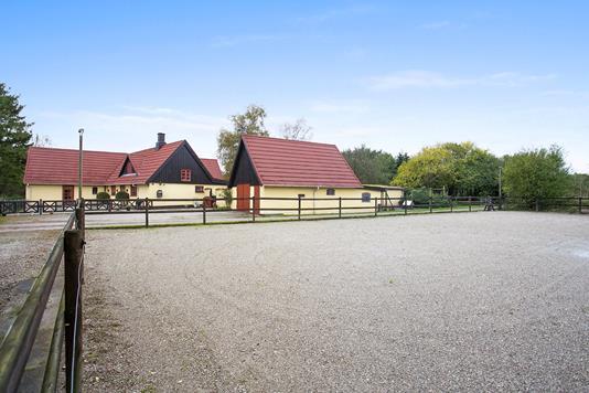 Villa på Sneden i Rønnede - Ejendommen