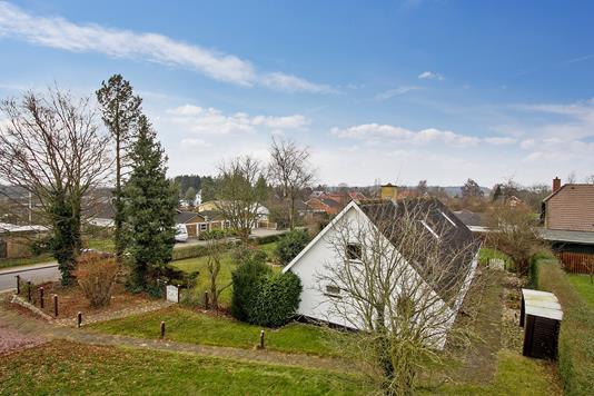 Villa på Højtoften i Haslev - Ejendommen