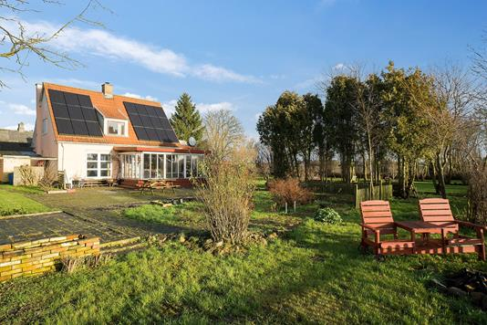 Villa på Kildeagervej i Haslev - Ejendommen