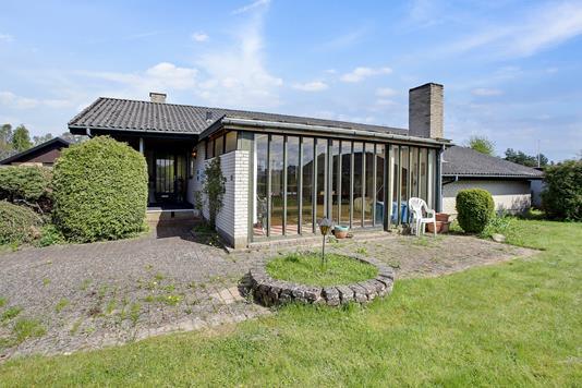 Villa på Enghavevej i Haslev - Ejendommen