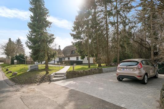 Villa på Borupvej i Rønnede - Carport