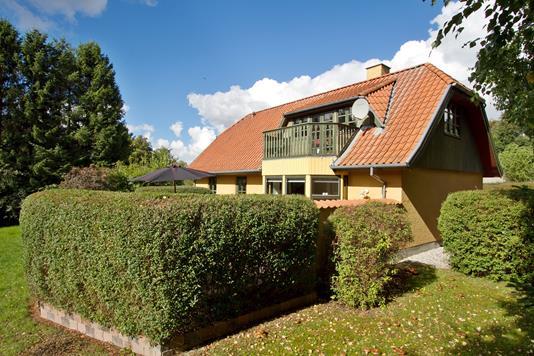 Villa på Babberupvej i Haslev - Ejendommen