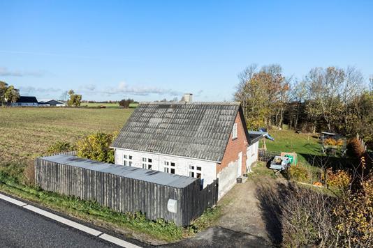 Villa på Faxevej i Rønnede - Ejendommen