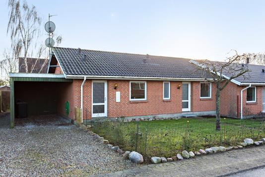 Villa på Storgårdsvej i Haslev - Ejendommen