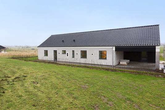 Villa på Arne Jacobsens Vej i Haslev - Ejendommen
