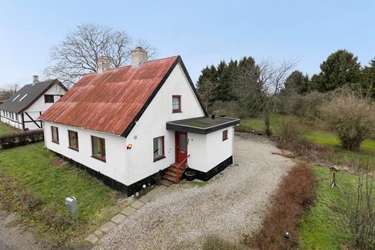Villa på Skoverupvej i Rønnede - Ejendommen