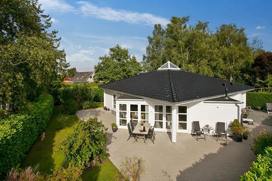 Villa på Johansgade i Haslev - Ejendommen
