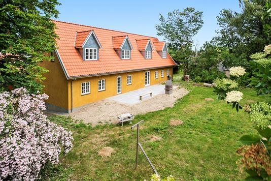 Villa på Førslev Bygade i Haslev - Ejendommen