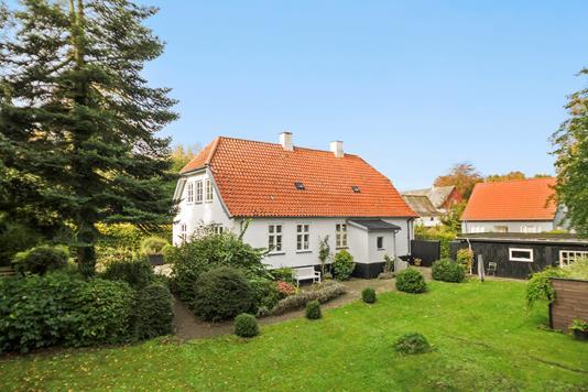 Villa på Nymarksvej i Rønnede - Ejendommen