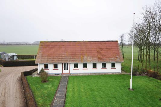 Villa på Nypølsgade i Sydals - Mastefoto